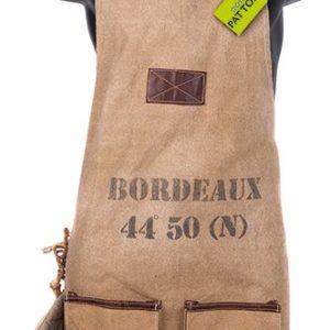 Patton BBQ schort Bordeaux