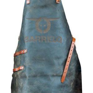 BarrelQ Lederen Schort