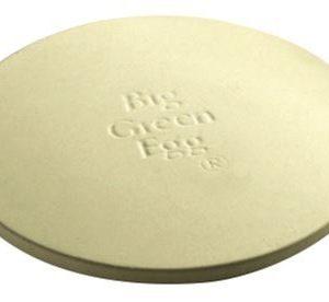 Big Green Egg Pizza-baking steen XL