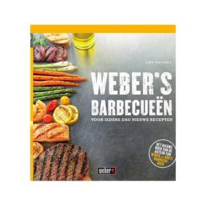Weber's Kookboek Barbecueën