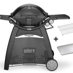 Weber Q3200 Black Deluxe