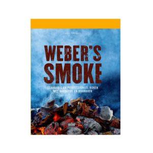 Weber's Kookboek Smoke