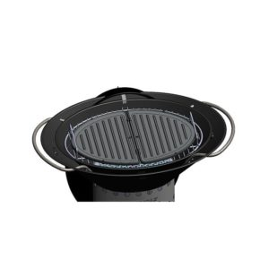 Campingaz Bonesco Modular Reversible Cast-Iron Griddle
