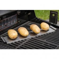 Barbecook Aardappelrek inox