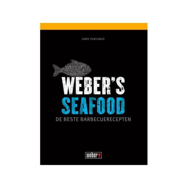 Weber's Kookboek Seafood