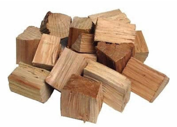 BBQhout.com Oak Chunks 1 kilo