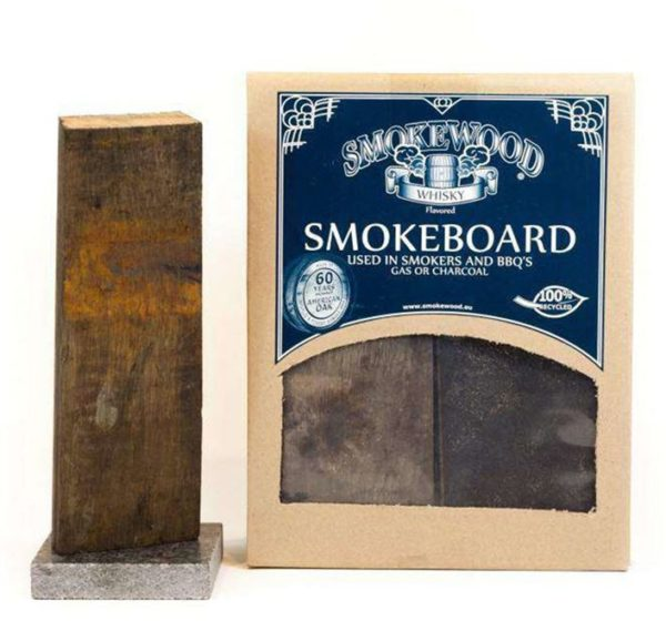 Smokewood Whiskey Rookplank
