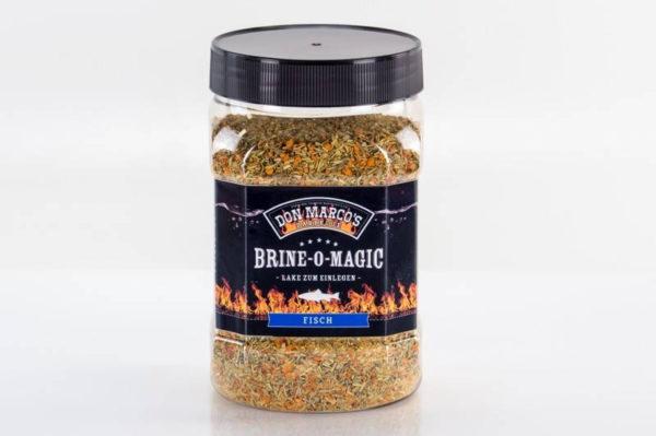 Don Marco's Brine-O-Magic vis