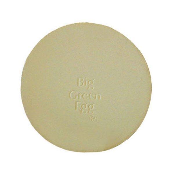 Big Green Egg Pizza-baking steen Medium