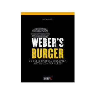 Weber's Kookboek Burger