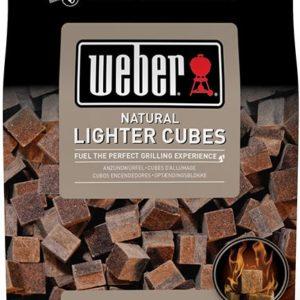 Weber Aanmaakblokjes Eco 48st.