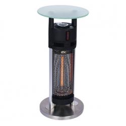 Sunred Under Table 1200 W Carbon Fibre + Light