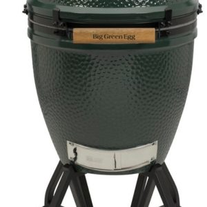 Big Green Egg Large + Integgrated Nest+Handler
