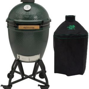 Big Green Egg Large + Integgrated Nest+Handler + Hoes