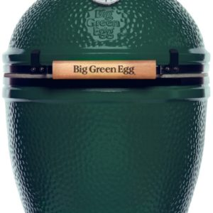 Big Green Egg Large + Table Nest