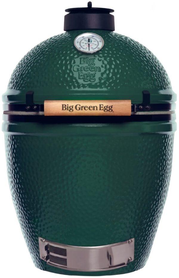 Big Green Egg Large + Table Nest