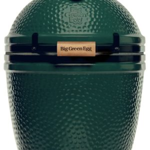 Big Green Egg Medium + Table Nest