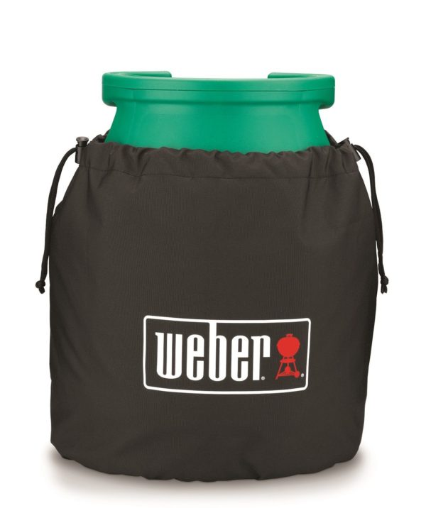 Weber Hoes voor kleine gasfles tot 5 kg